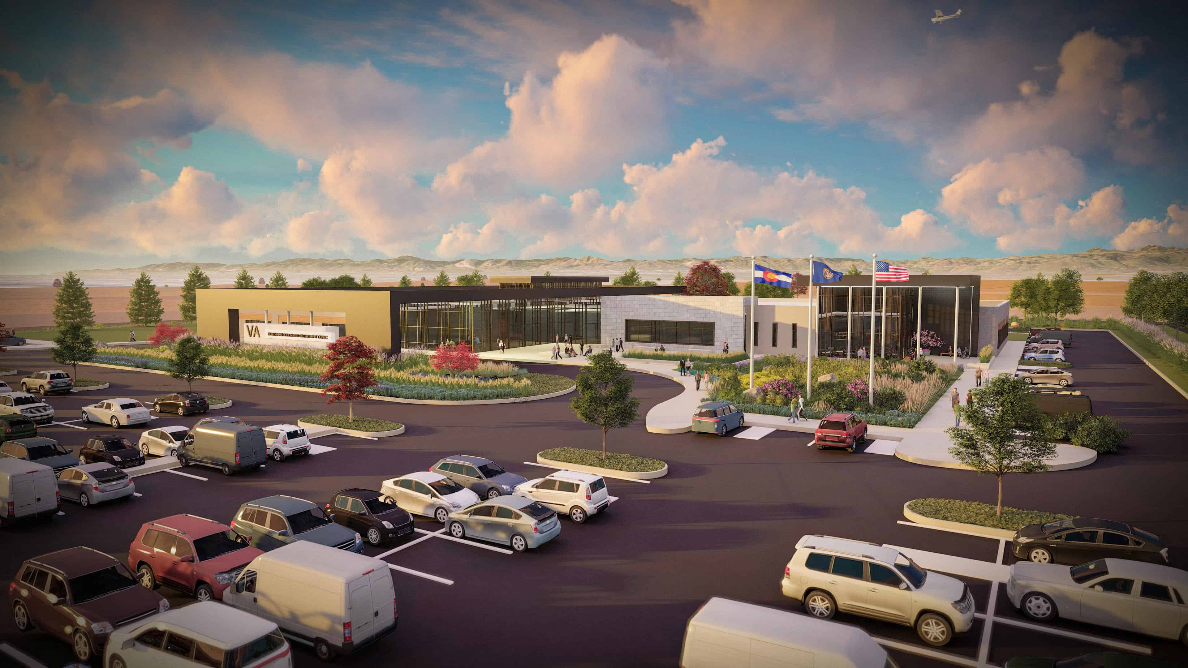 Veterans Affairs Clinic Project Photo