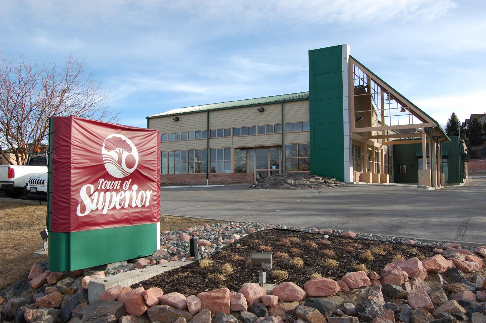 Town of Superior Community Marketplace Project Photo